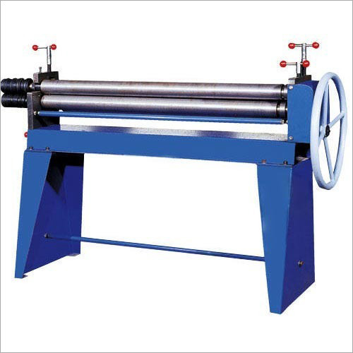 Three Roller Bending Machines