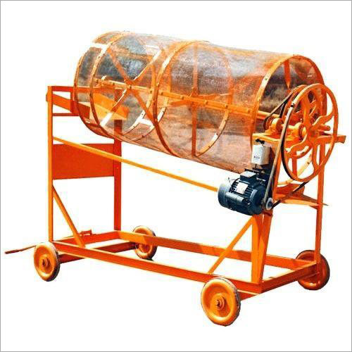 Motorized Sand Screening Machine