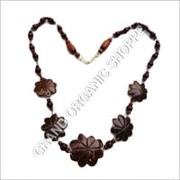Coconut Shell Ladies Necklace