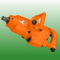 """1"""" AIR IMPACT WRENCH W/2"""" ANVIL (DOUBLE HAMMER)"""