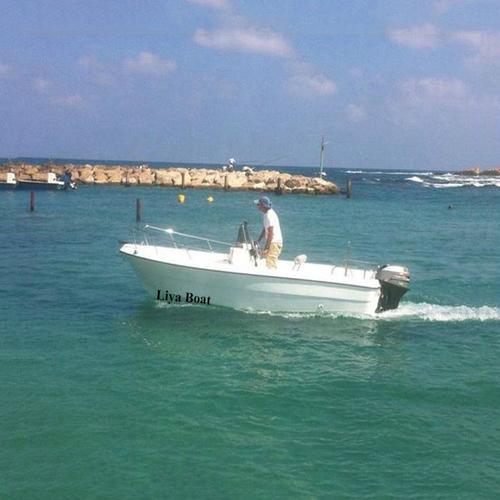 Liya 5m Commercial Fishing Boat Fiberglass Boats For Sale