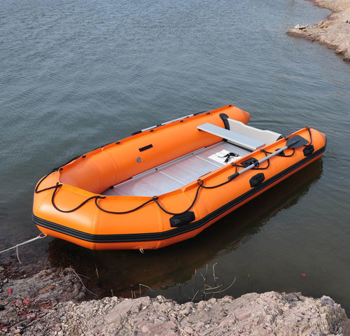 Liya 2m-8m Inflatable Rubber Boats Rescue Boat Liftboat For Sale