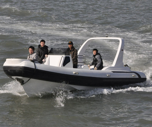 Hypalon Inflatable Boat