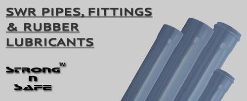 SWR Pipes, Fittings