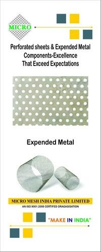 Perforated sheets & Expended Metal