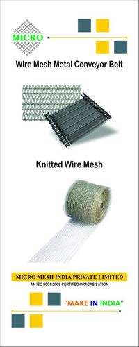 Wire Wesh Metal Converyor Belt