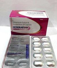 Rabeprazole 20 mg. + Domperidone 30 mg. Capsules
