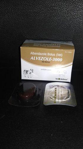 ALBENDAZOLE 3000 MG BOLUS