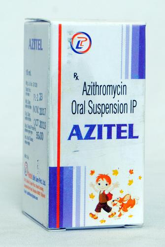 Antibiotic Azithromicin