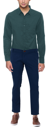 Casual Trouser Blue