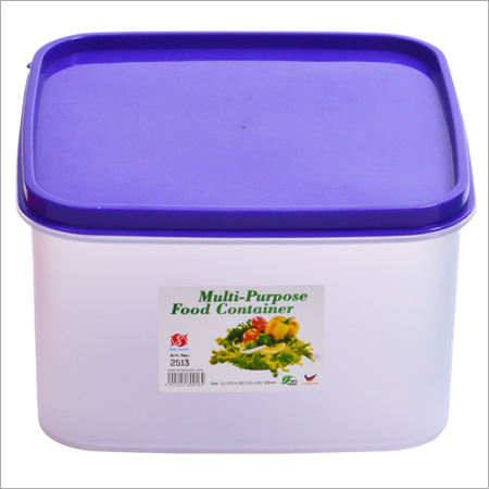 Multi Purpose Food Container