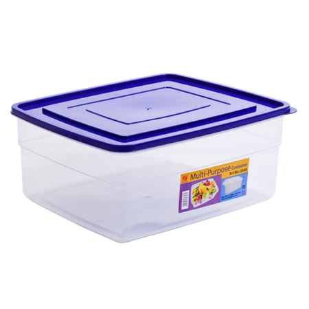 Food Transparent Container
