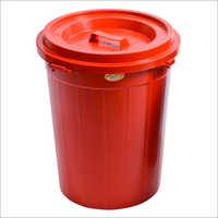 6 Gallon Plastic Pail With Lid