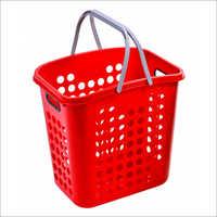 Plastic Laundry Basket