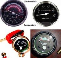 D.B Tachometer & Temperature