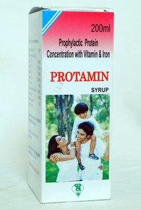 Protein & Iron Syrup
