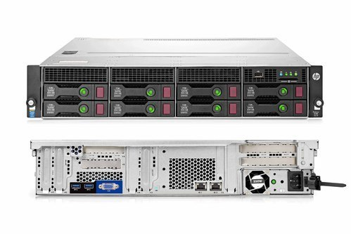 HP Proliant DL80 G9 Rack Server