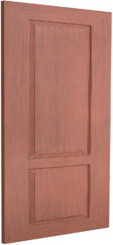 2 Panel FRP Doors
