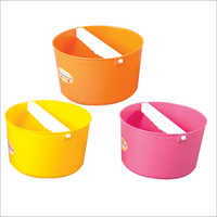 Center Handle Plastic Dipper