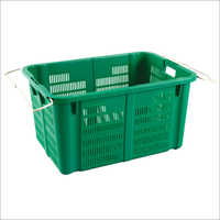 Plastic Container - Iron Handle