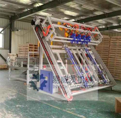 Automatic Pallet Making Machine