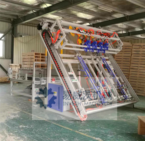 Automatic Pallet Making Machine