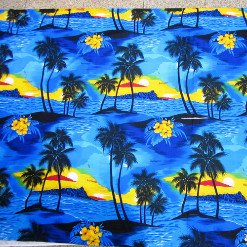 Tree Printed Beachwear Sarongs