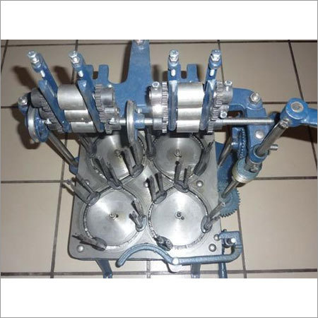 7-2 (Seven Double Head) Spindle Braiding Machine
