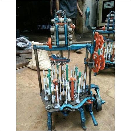17 Spindle Braiding Machines