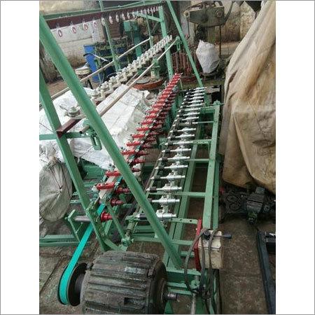 Rubber Bobbin Winding Machine
