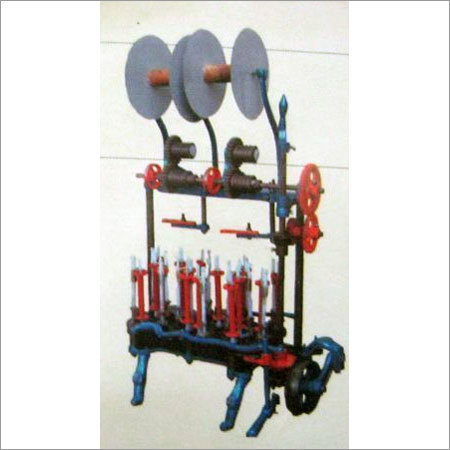 Spindle Braiding Machine