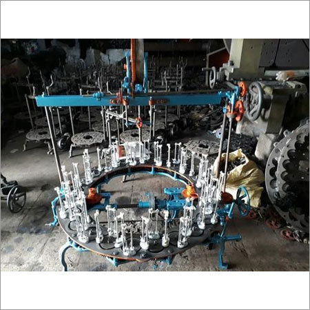 Round Braiding Machine