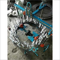 Rope Round Braiding Machine
