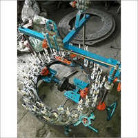 48 Spindle Rope Round Braiding Machine