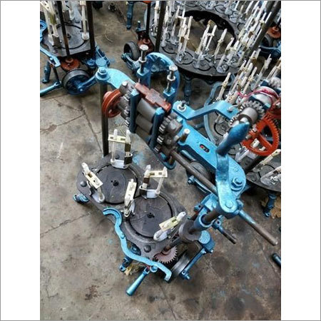 5 Spindle Braiding Machine