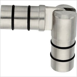 Zinc Pipe Connector (Pipe L-Band)