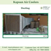 Industrial Air Cooler For Used In Ducting Area
