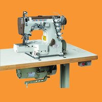 Cylindrical Interlock Sewing Machine