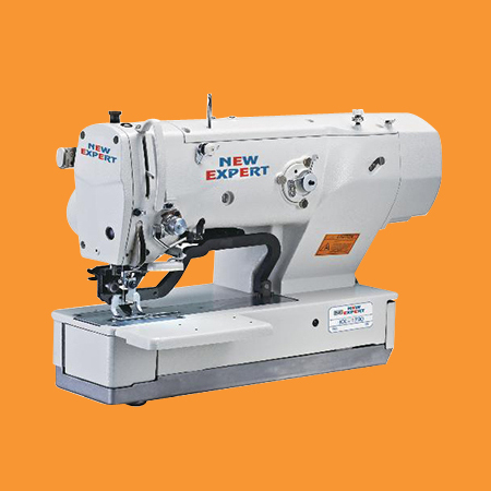 High Speed Computer Controlled Button Hole Machine
