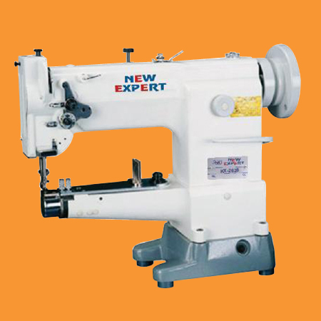 Cylinder Bed Sewing Machine (Auto Lubrication)