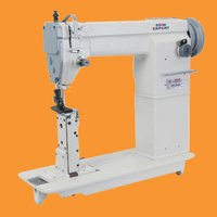 Single Needle Double Needle Postbed Lockstitch Sewing Machine
