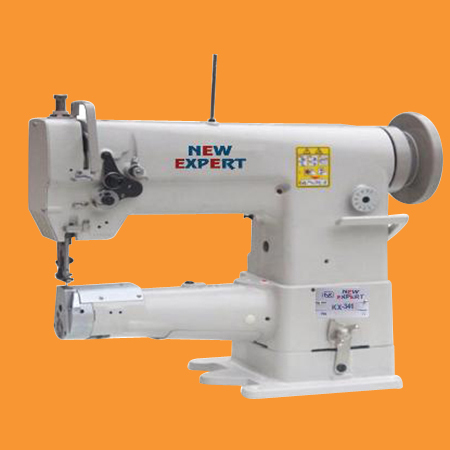 Compound Feed Heavy Duty Cylinder Bed Sewing Machine