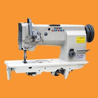 Compound Feed Flat Bed Heavy Duty Lockstitch Sewing Machine