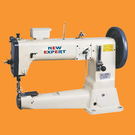 Long Arm Compound Feed Cylinder Bed Sewing Machine