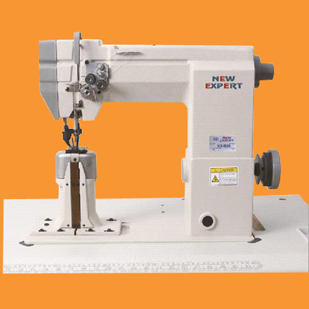 Roller Feed Post Bed Sewing Machine