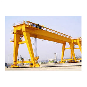 Industrial Goliath Crane