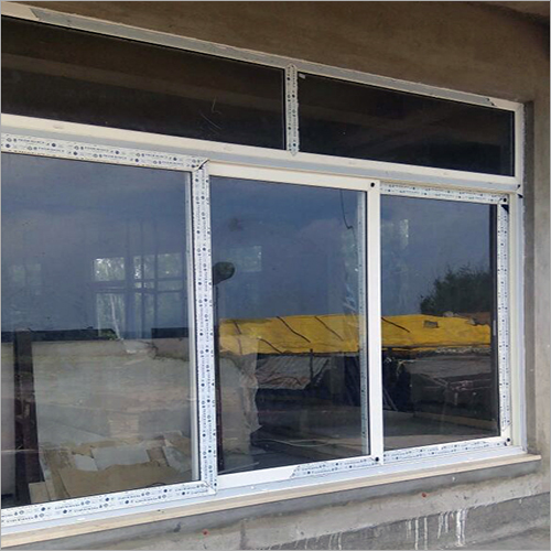 Fixed 3 Sliding UVPC Window