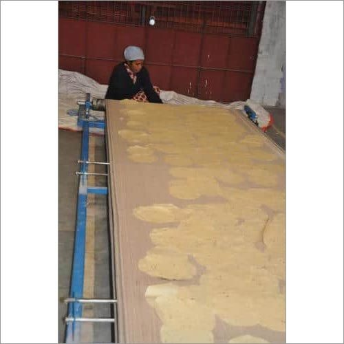 Cooling/Collection Conveyor Belt