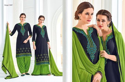 Patiyala Salwar Kameez Supplier