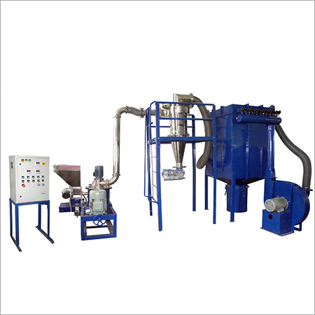 Air Classifying Mill Coating Plant